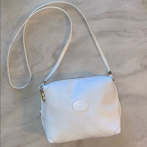 🇮🇹*GUCCI* Vintage all-white Crossbody 🇮🇹